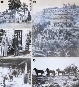 Historic Images of the Hotel at Grandview Point