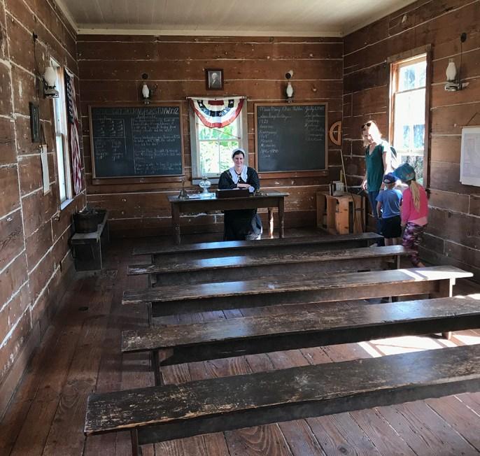 Historic Mason Street Schoolhouse
