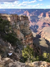 Mather Point at Grand Canyon National Park