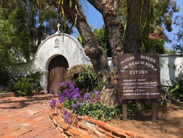 Mission San Diego De Alcala California's First Mission