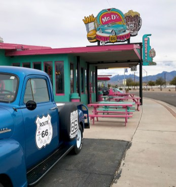 Mr. D'z Route 66 Diner in Kingman