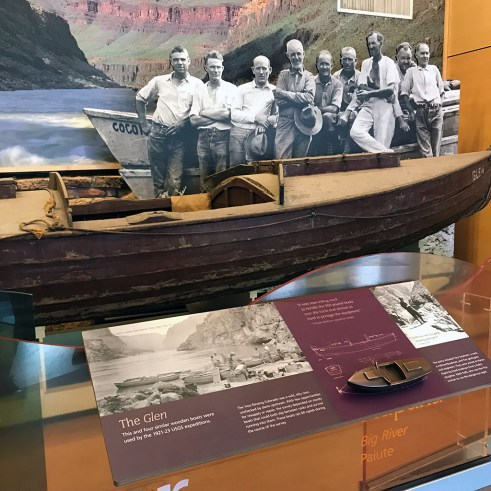 The Glen Wooden Boat