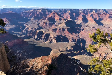 Yavapai Point Lookout Grand Canyon National Park