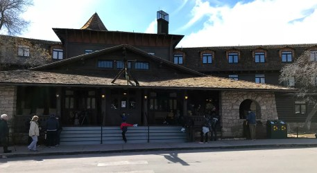 Historic El Tovar Hotel