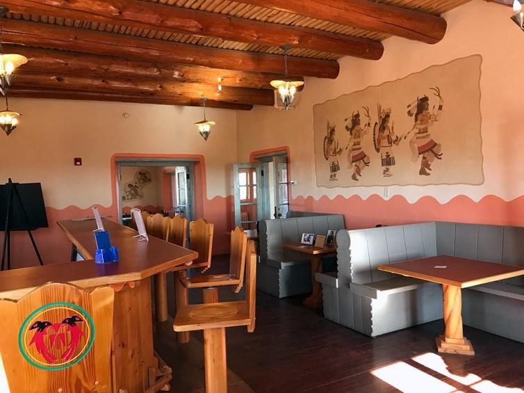 Historic Painted Desert Inn Soda Fountain