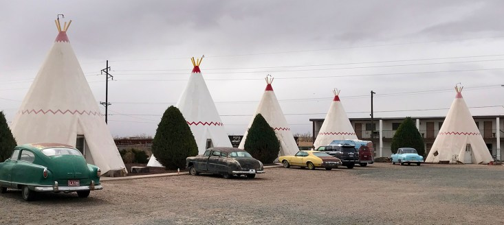 Have You Slept In A Wigwam Lately?