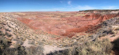 Lacey Point Painted Desert Scenic Overlook