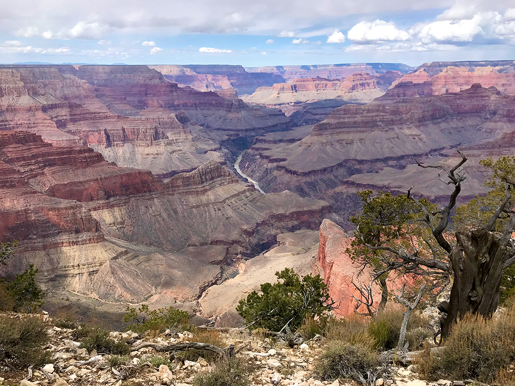 Mohave Point at Grand Canyon
