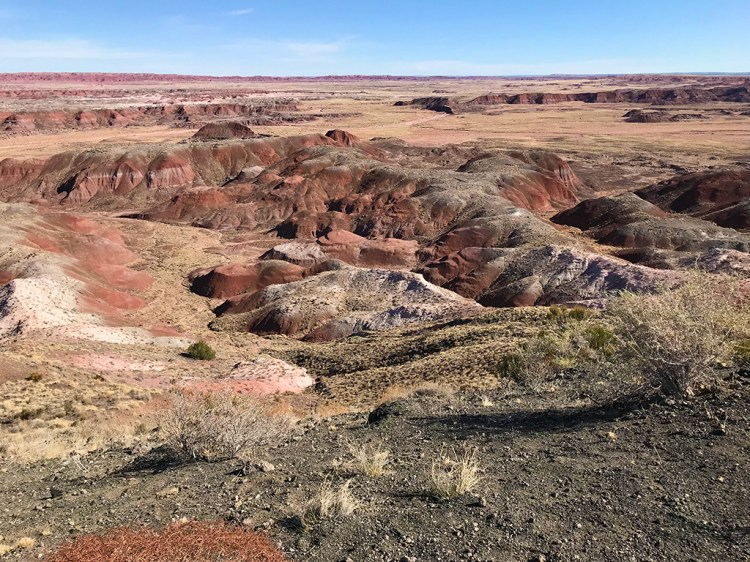 Painted Desert Chinde Point Overlook