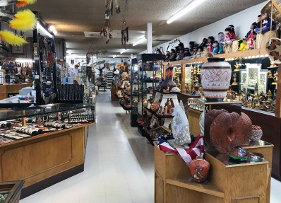 The Painted Desert Indian Center Store