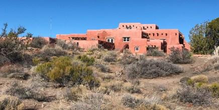 Petrified Forest National Park Painted Desert Inn Museum