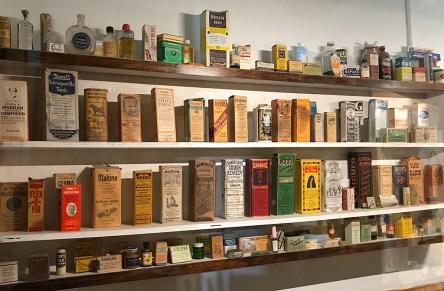 Vintage General Store Merchandise