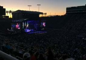 Bob Weir ANd Dead & Company in Eugene