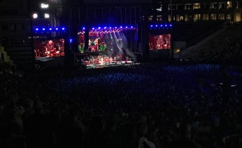 Bob Weir With Dead & Company at Folsom Field On July 13, 2018