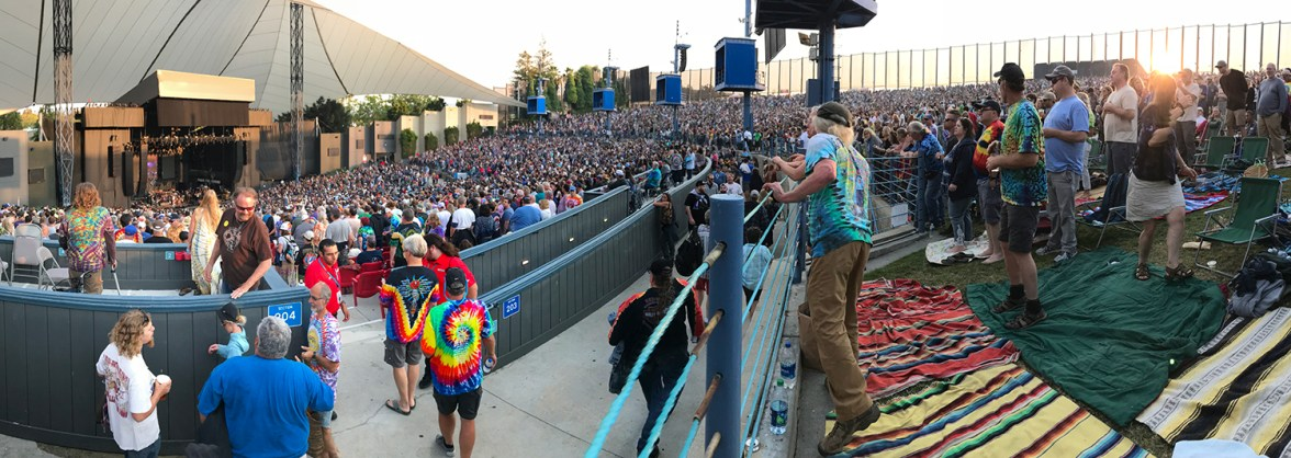 Dead & Company In Mountain View 2018