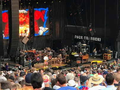 Dead & Company Concert At Shoreline Amphitheater