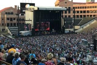 Oteil Burbridge With Dead & Company at Folsom Field On July 13, 2018
