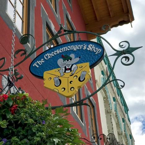The Cheesemoinger's Shop