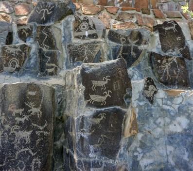 Wanapum Petroglyphs