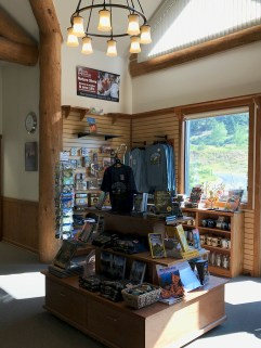 Fall River Visitor Center Bookstore and Gift Shop