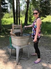 Natalie Bourn Dude Ranch Laundry