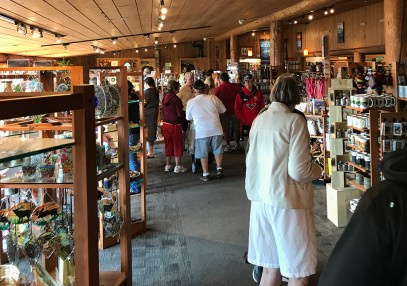 Trail Ridge Store At The Alpine Visitor Center