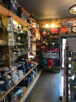 Cripple Creek Railroad Gift Shop