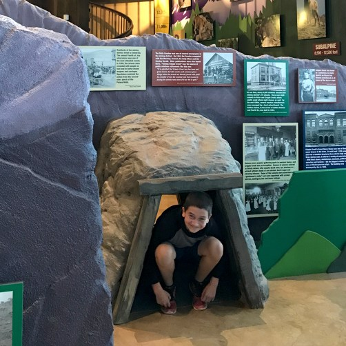 Family Friendly Museum in Cripple Creek