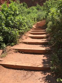 Garden Of The Gods Trail Stairs