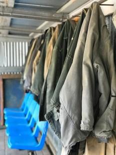Mining Jackets