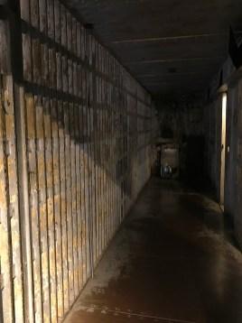 Second Floor Men's Jail Area in the Cripple Creek Jail