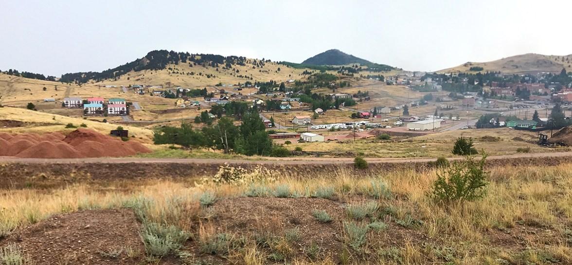 View of Cripple Creek, Colorado