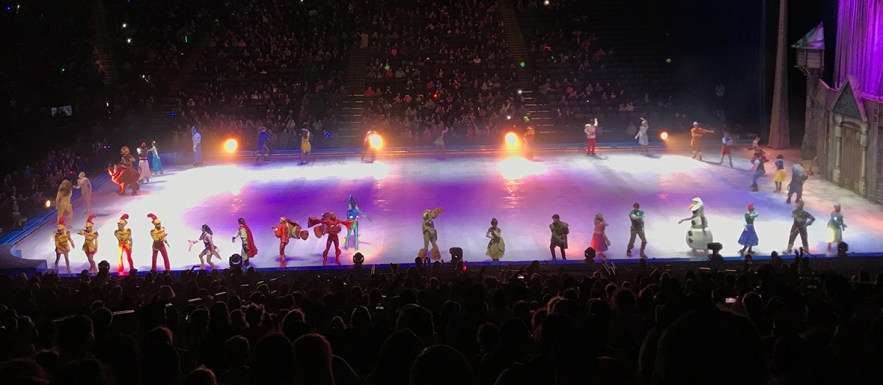 Disney On Ice in Sacramento