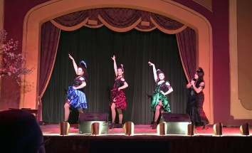 Old Tucson CanCan Show