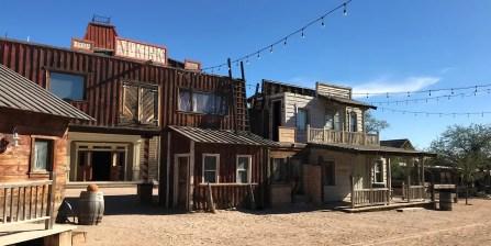 Old Tucson Studios Movie Lot