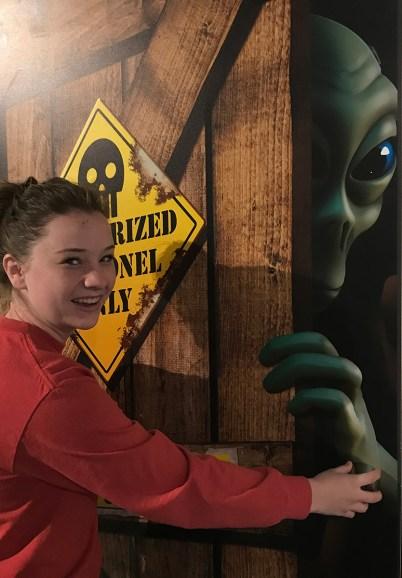 Aliens in Arizona