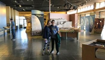 Carlsbad Caverns Visitor Center Museum