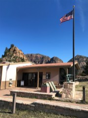 Chisos Basin Visitor Center
