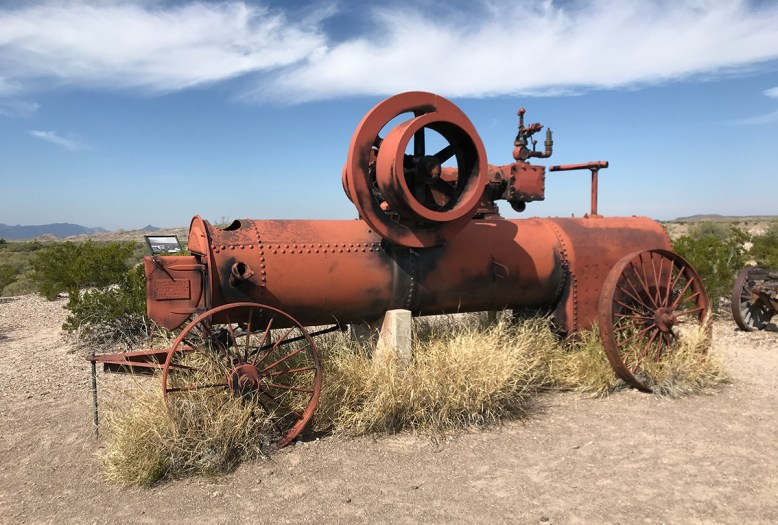 Old Cotton Farming Equipment