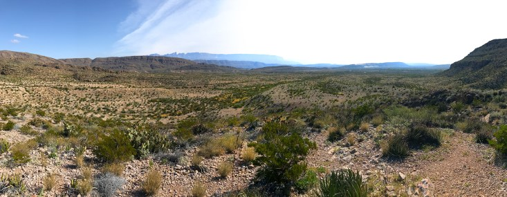 View From The Rio Grande Overlook
