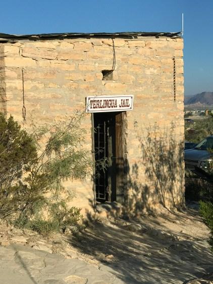 Terlingua Jail