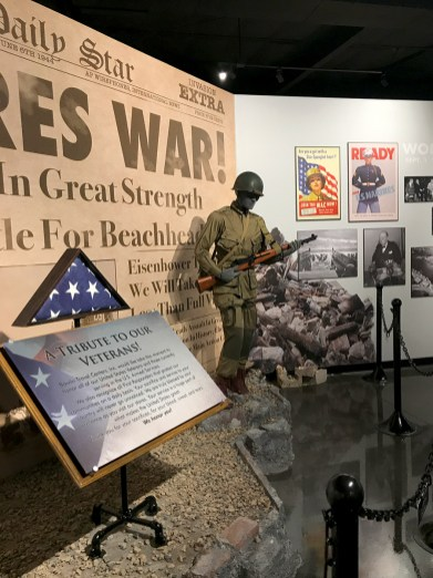 Veteran's Tribute at Arizona's The Thing-arizona