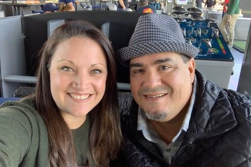 Jennifer Bourn and Chris Lema