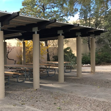 Living Desert Zoo And Gardens Picnic Area