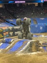 Megalodon Monster Jam Two Wheels