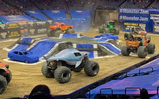 Monster Jam Monster Trucks