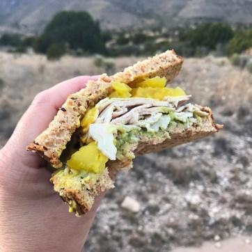 Thanksgiving Turkey Sandwiches