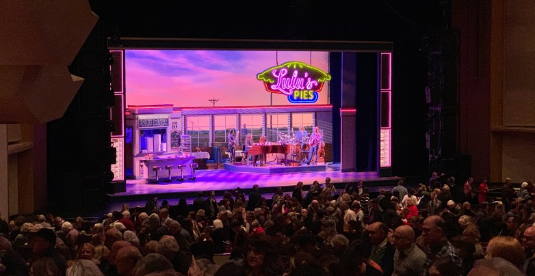 Waitress Set | Broadway Sacramento