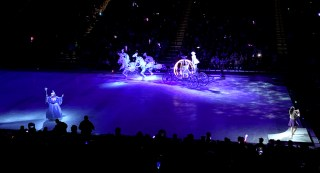 Cinderella Pumpkin Carriage Cinderella Disney On Ice