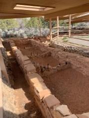 Ancient Anasazi Pueblo Ruins